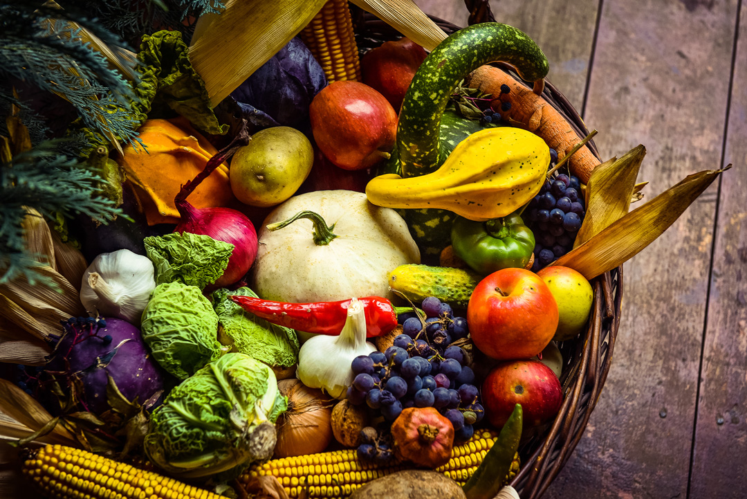The Benefits Of Eating In Season (Fall Edition)